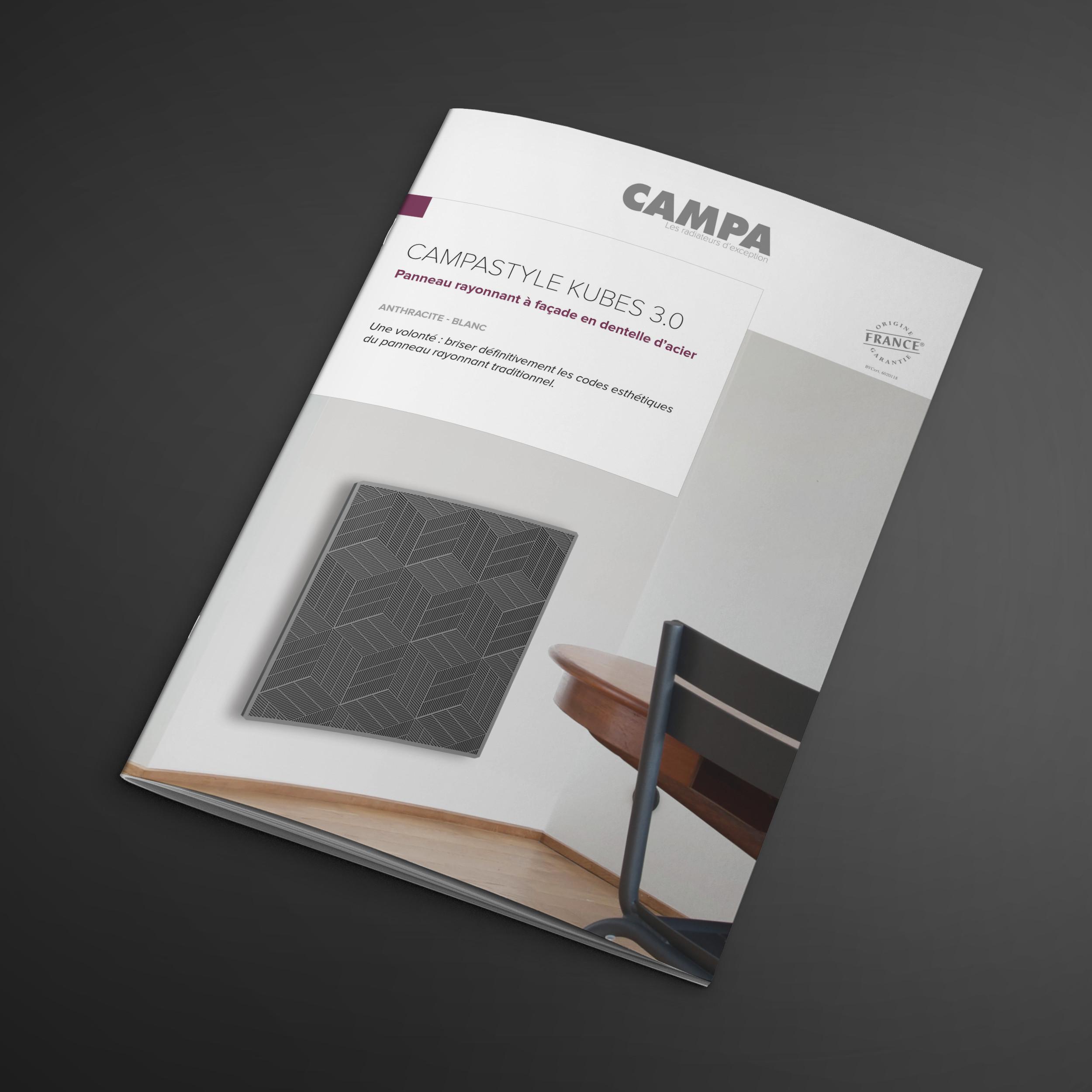 CAMPASTYLE KUBES 3.0