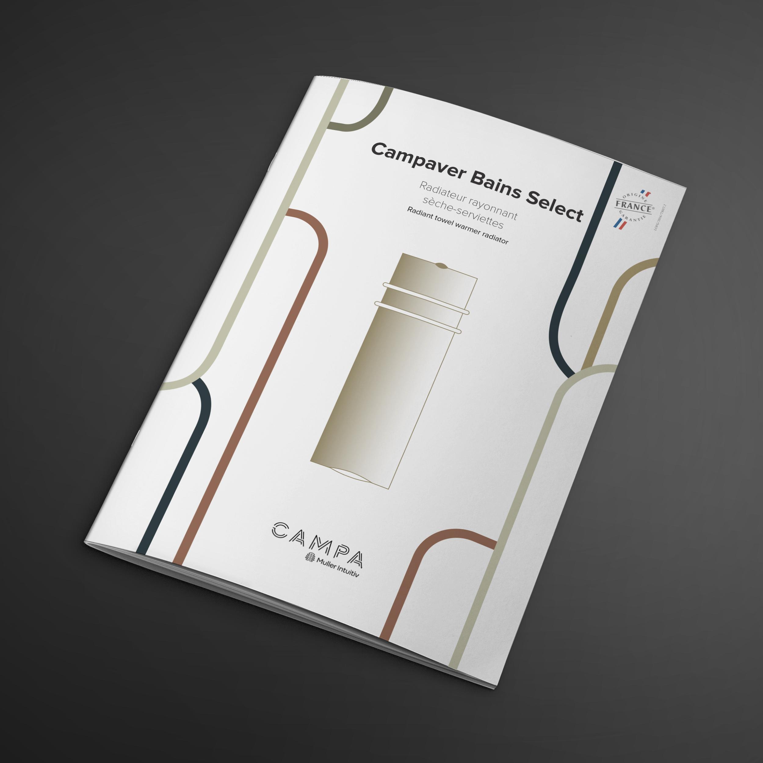 CAMPAVER BAINS SELECT 3.0