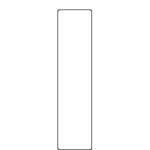Pictogramme Etroit Vertical du modèle COSMOS 3.0