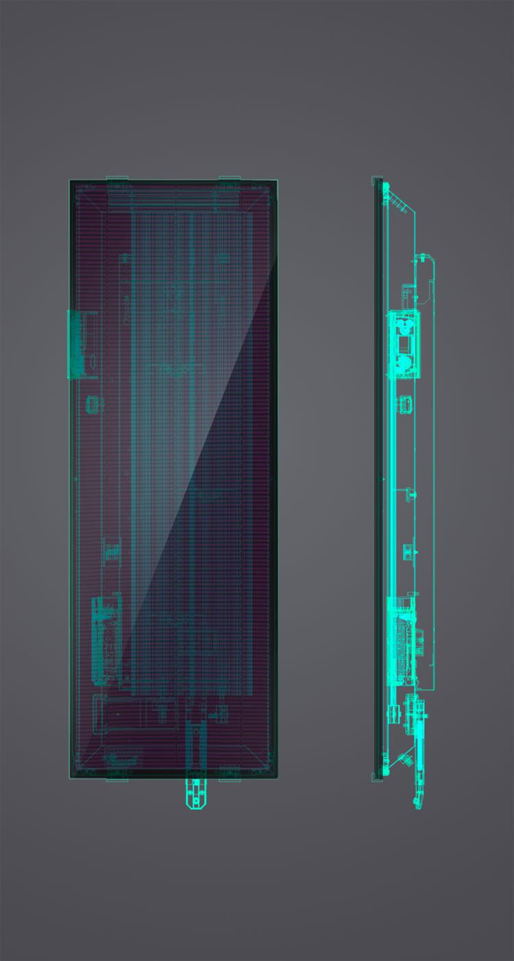 Image partie innovation du produit CAMPAVER SELECT 3.0