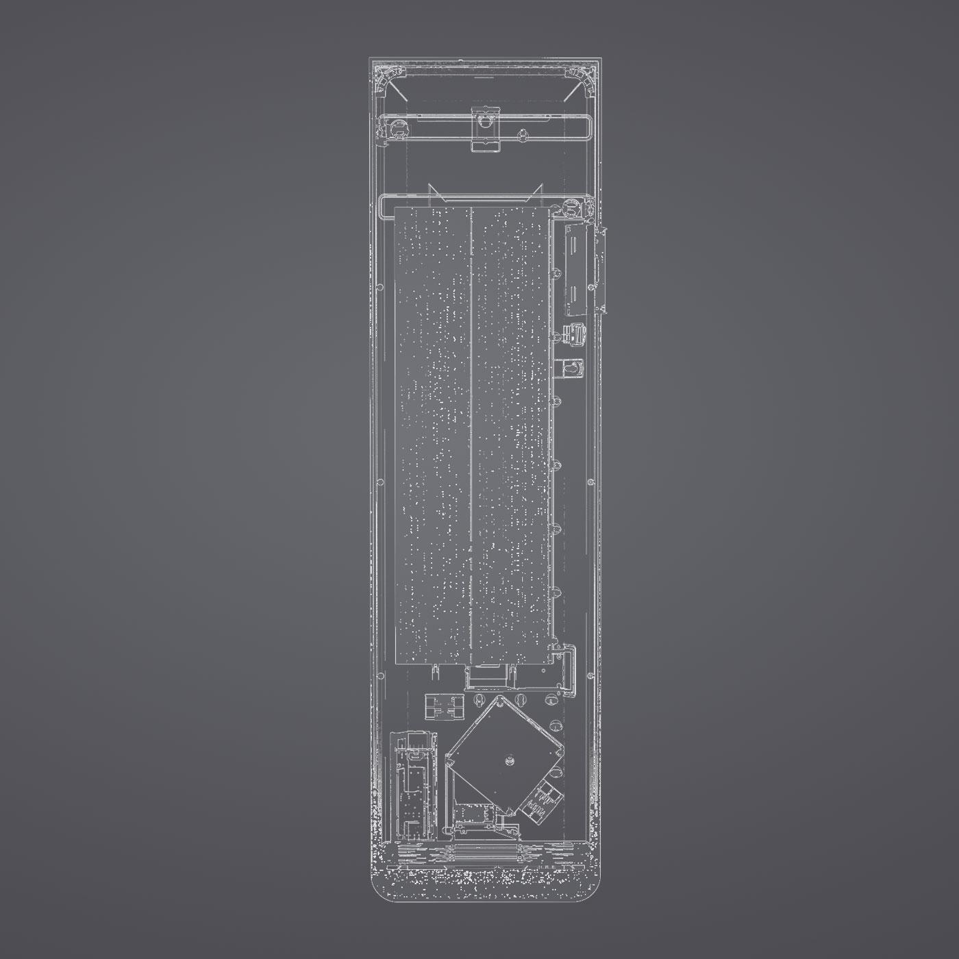 Image partie innovation du produit CAMPAVER BAINS KYOTO 3.0